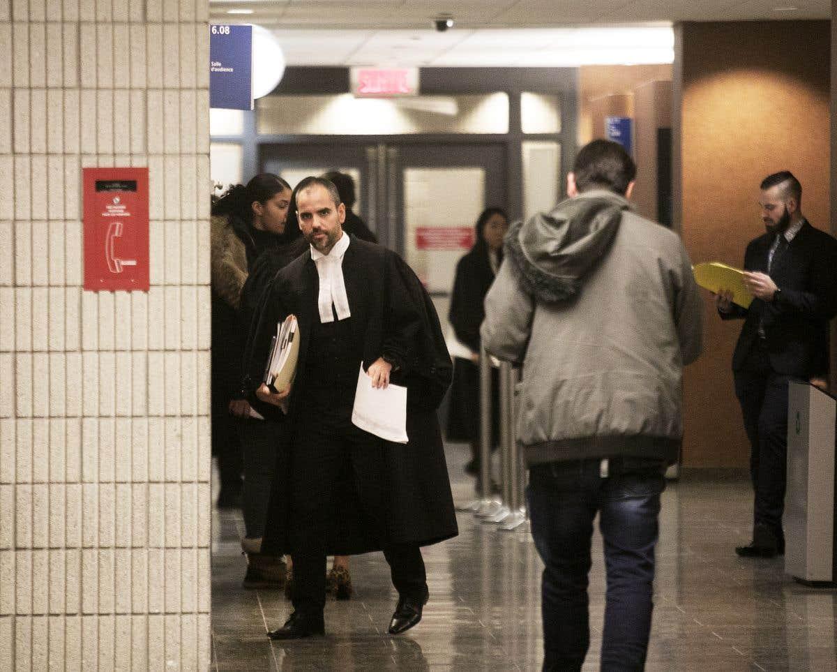 Remise en liberté de Jean-Claude Rochefort