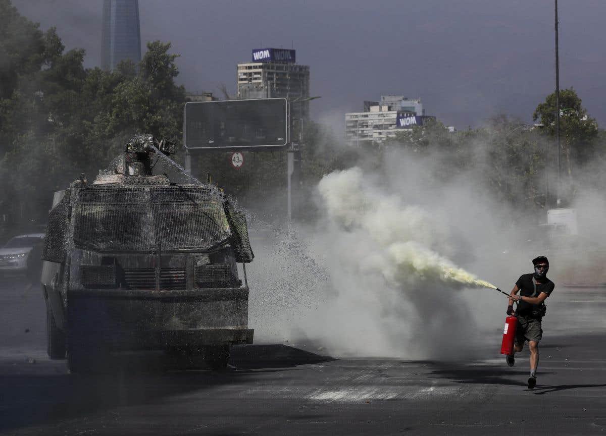Chili: appels à descendre dans la rue