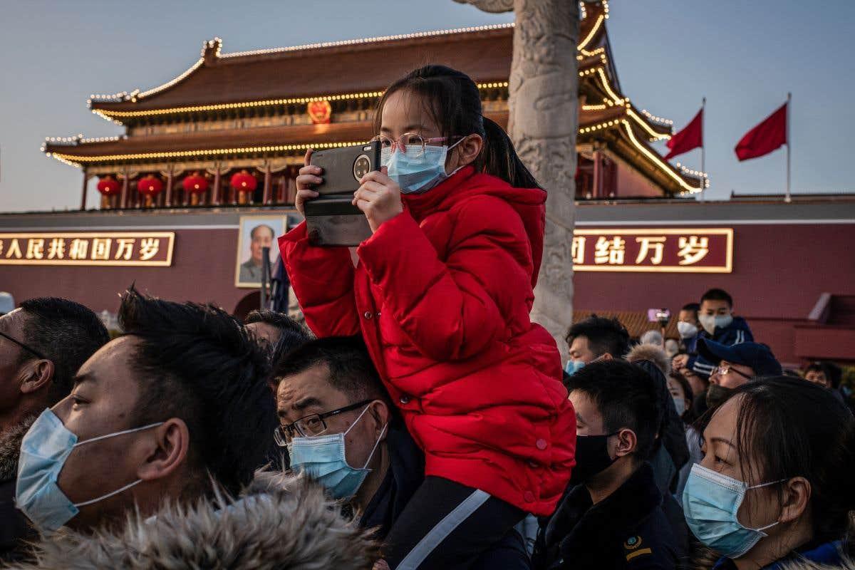 Un Nouvel An chinois gâché par le coronavirus de Wuhan