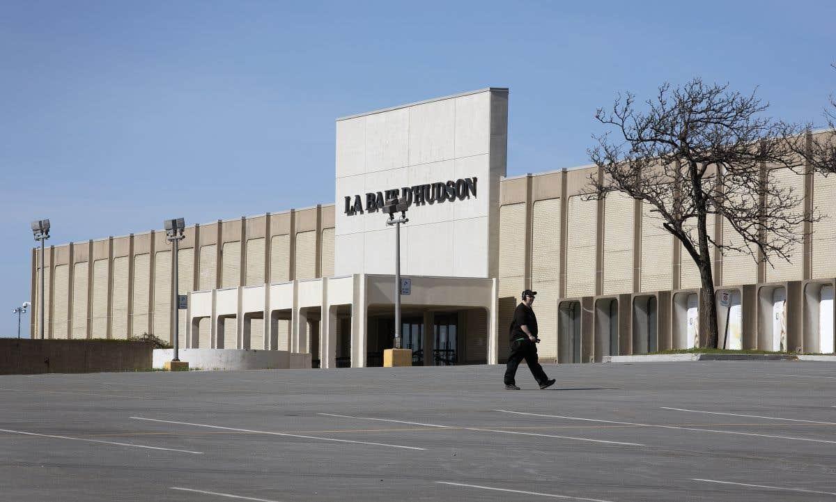 Les centres commerciaux hors Montréal