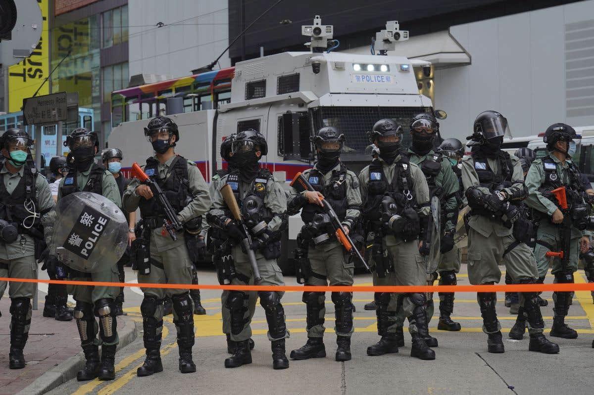 La «sécurité nationale» de Hong Kong