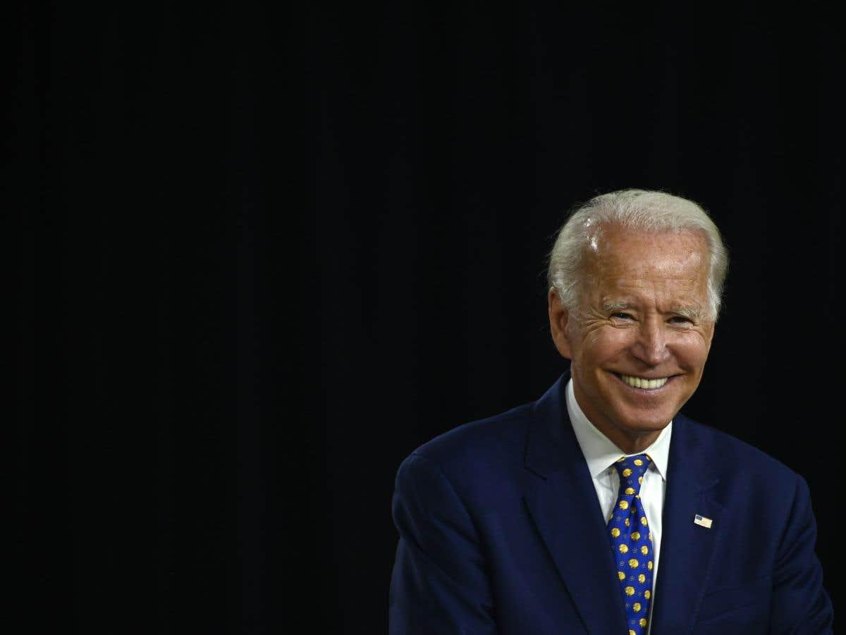 L'identité de la colistière de Joe Biden