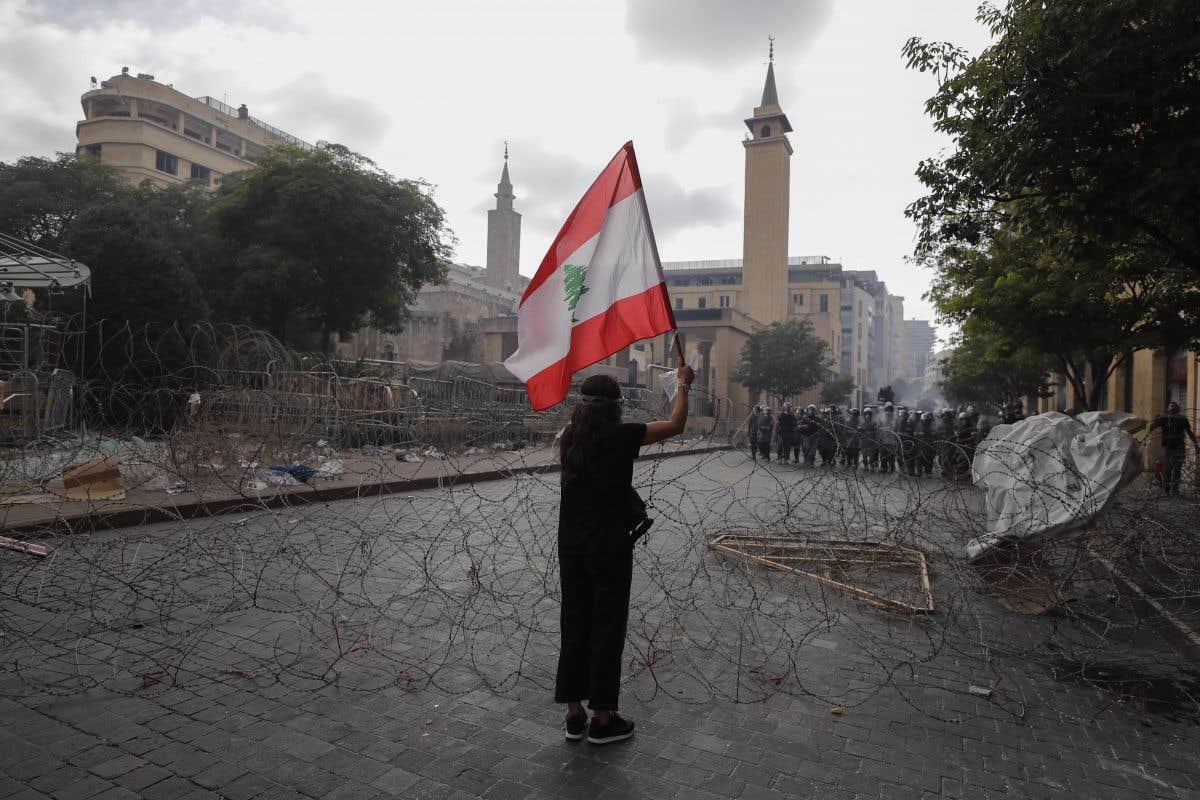 Tensions au Liban