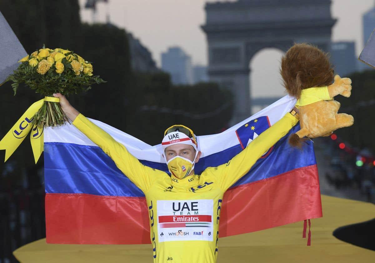 La jeunesse triomphe au Tour de France