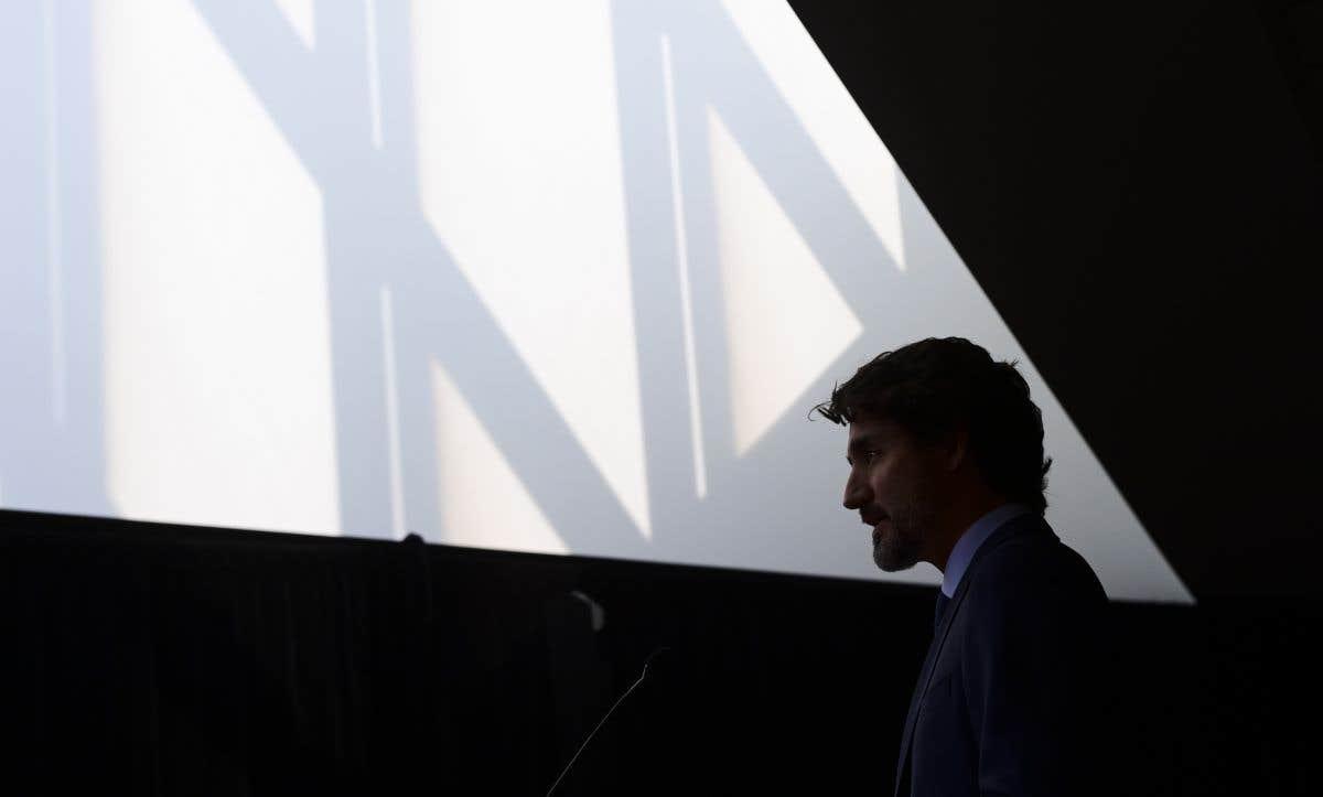 Discours du Trône à Ottawa