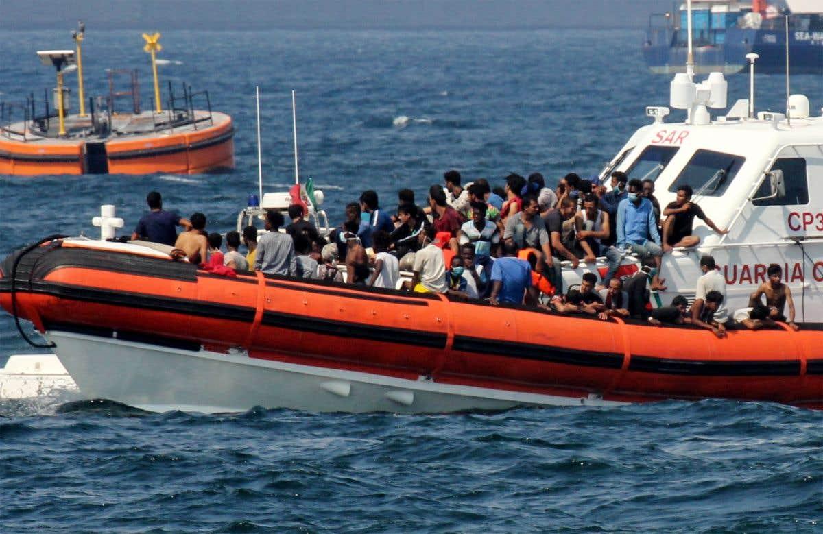 Le nouveau pacte migratoire d'Europe