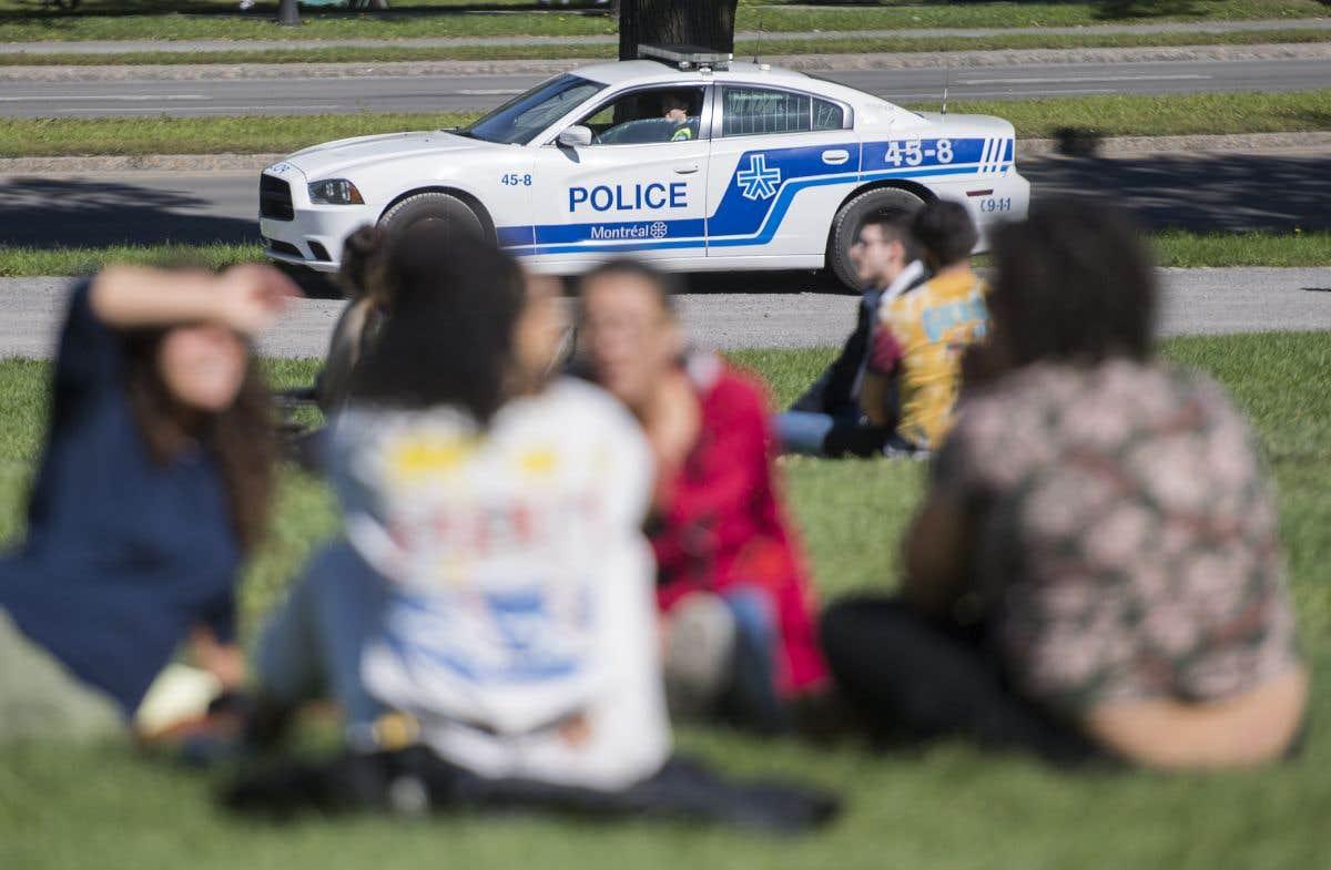 Les pouvoirs conférés aux policiers en zone rouge