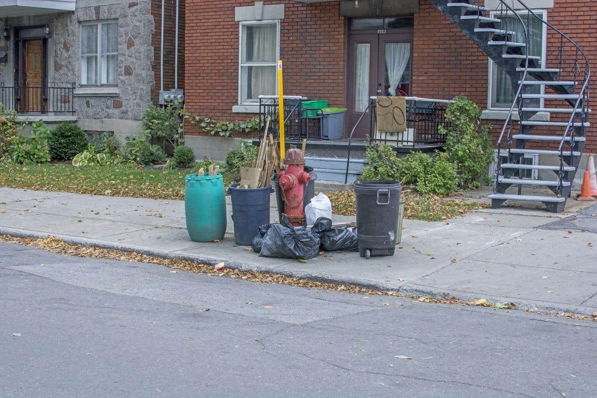 Vos poubelles seront ramassées