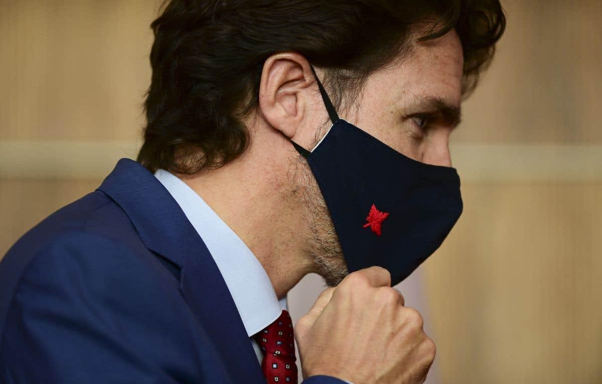 Legault et Trudeau sur la pandémie de COVID-19