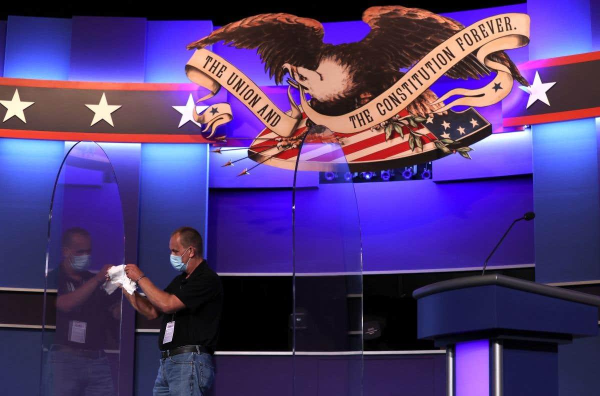 Dernier débat présidentiel aux États-Unis