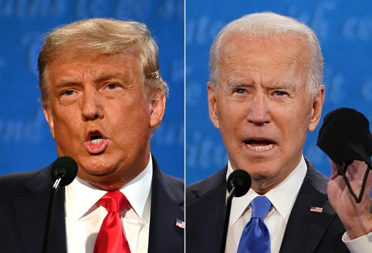 Lendemain de débat présidentiel