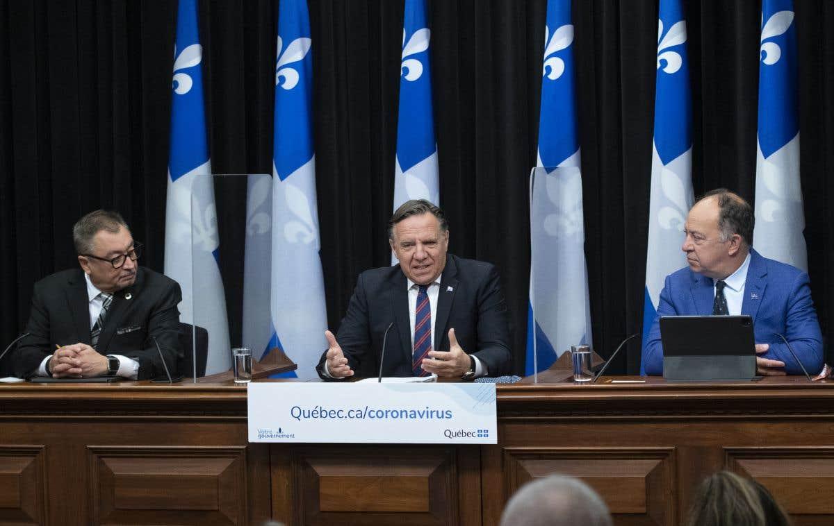 La COVID-19 au Québec et en Ontario