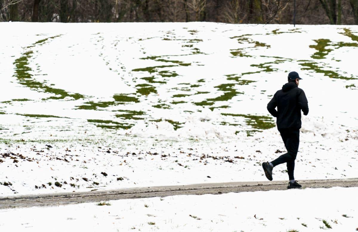 Vivre l'hiver covidien à Montréal
