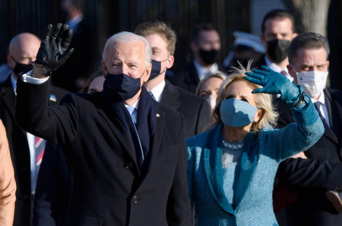 Jour 2 pour Joe Biden