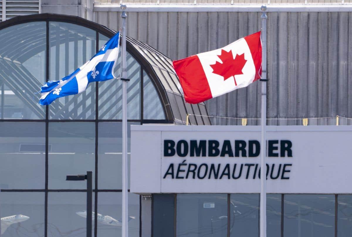 Bombardier devant ses investisseurs