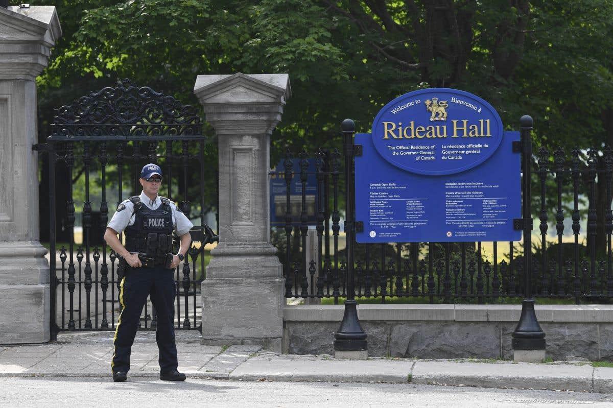 Combien d'années de prison pour l'assaillant de Rideau Hall?