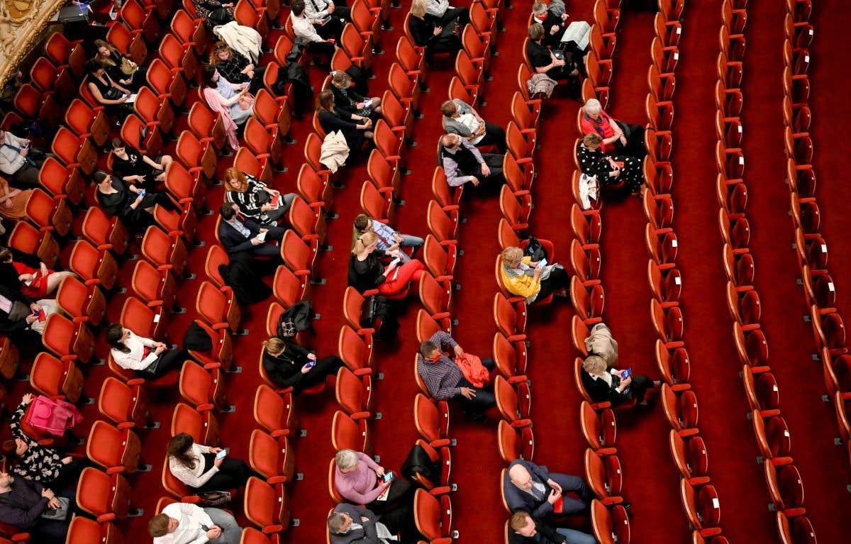 Étude sur le public des arts de la scène