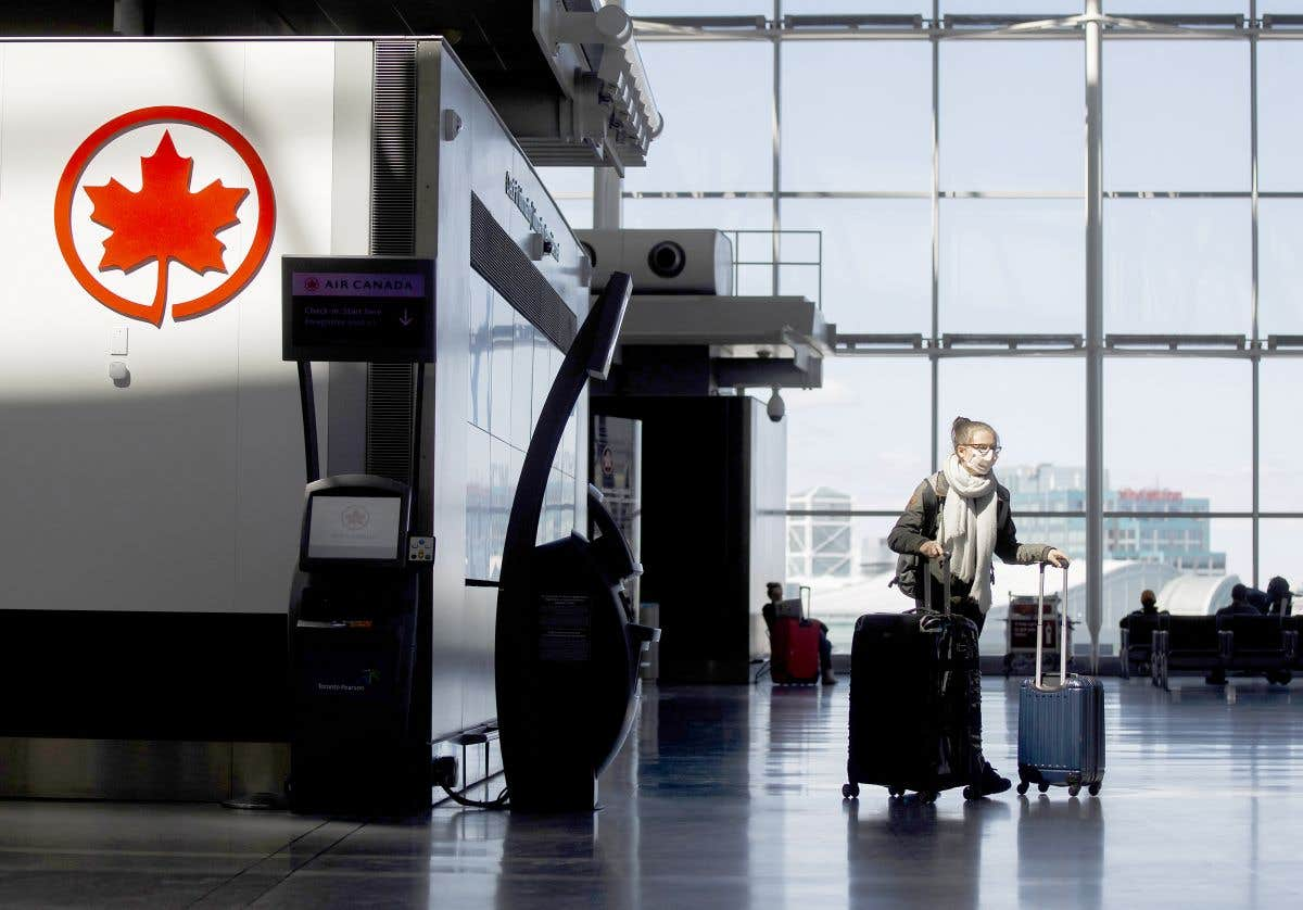 Des résultats pour Air Canada