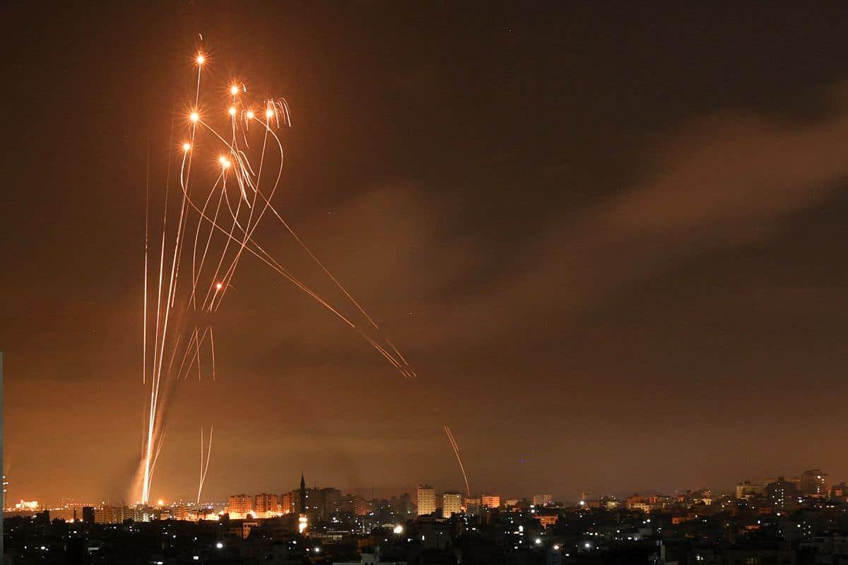 La situation entre Israël et la Palestine