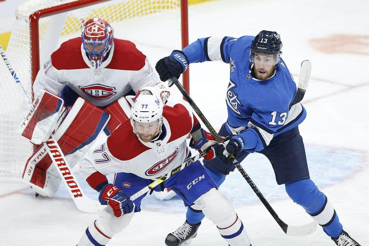 Montréal-Winnipeg, match 1