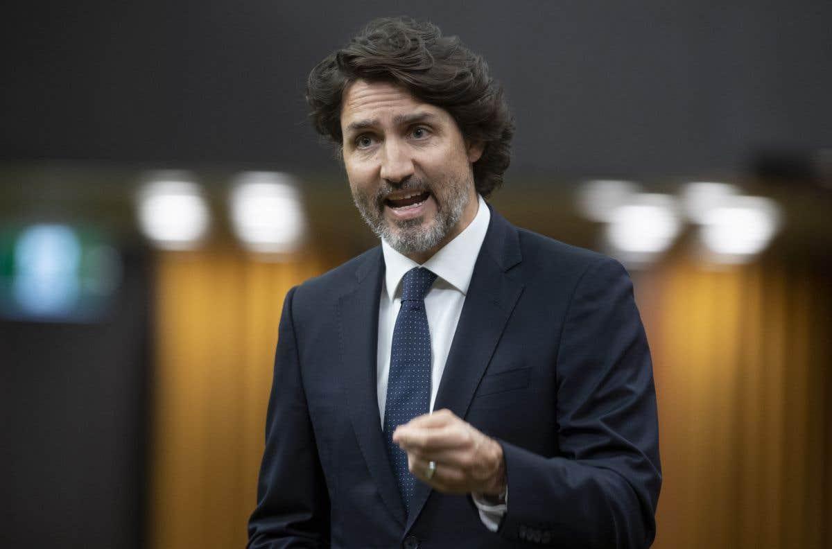 Point de presse de Justin Trudeau