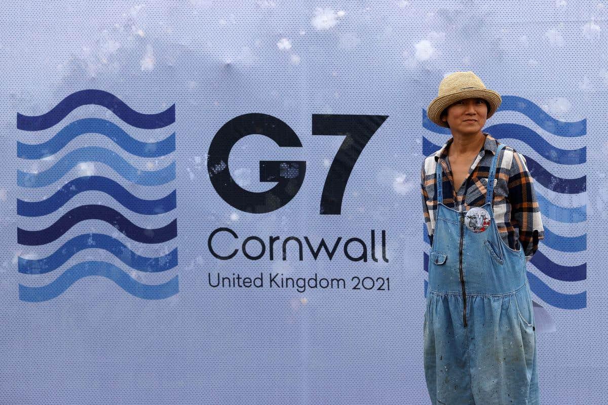 Le G7 démarre