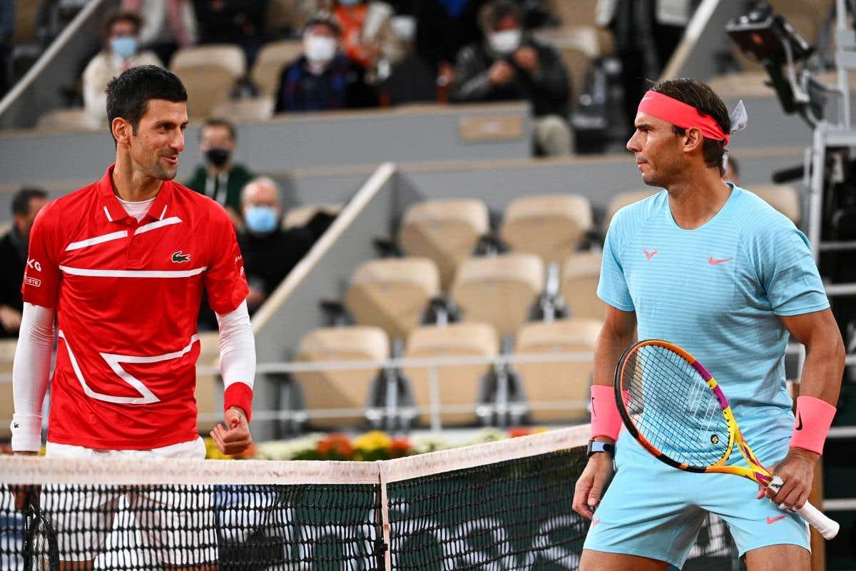 Nadal-Djokovic à Roland-Garros