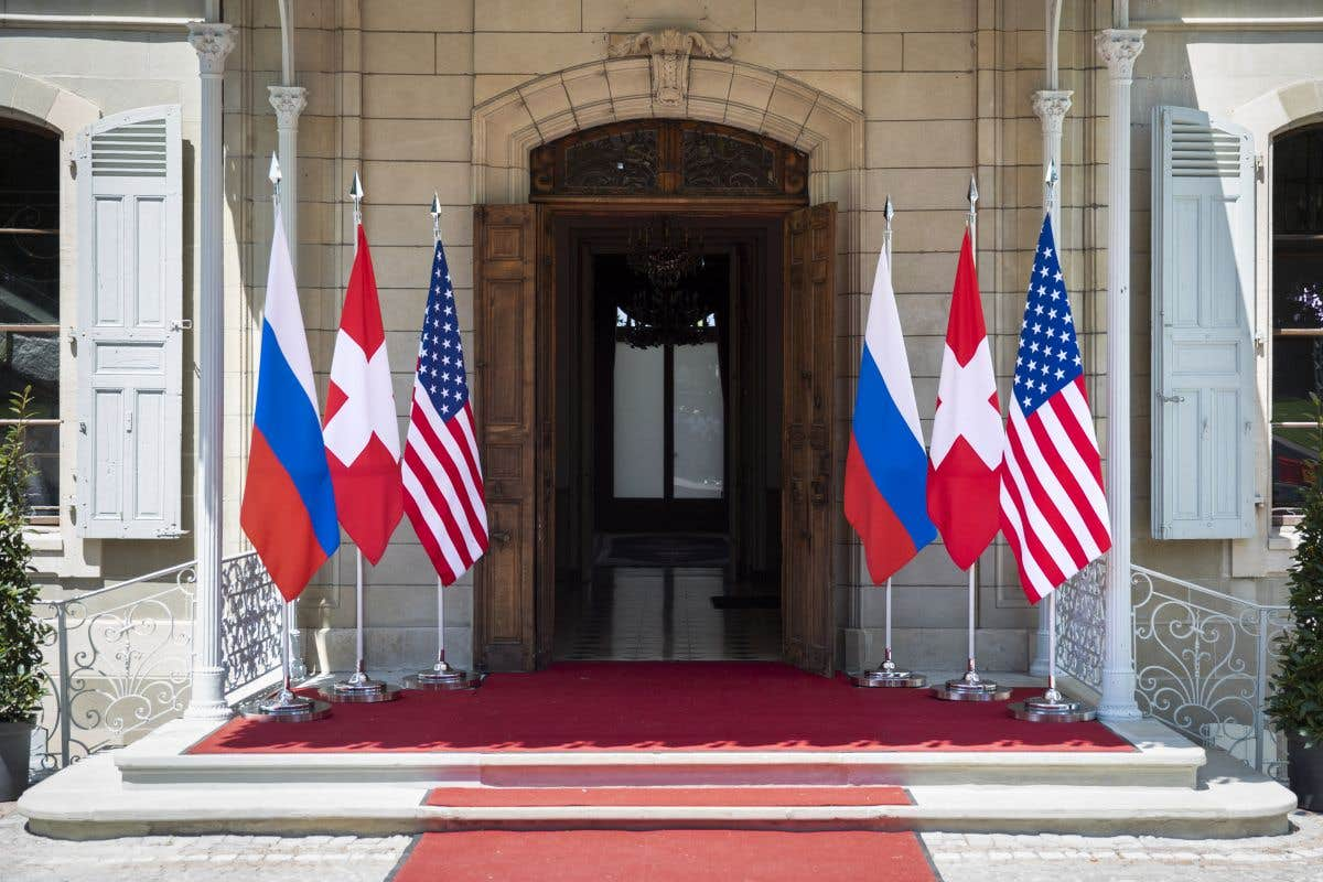 Rencontre délicate Biden-Poutine