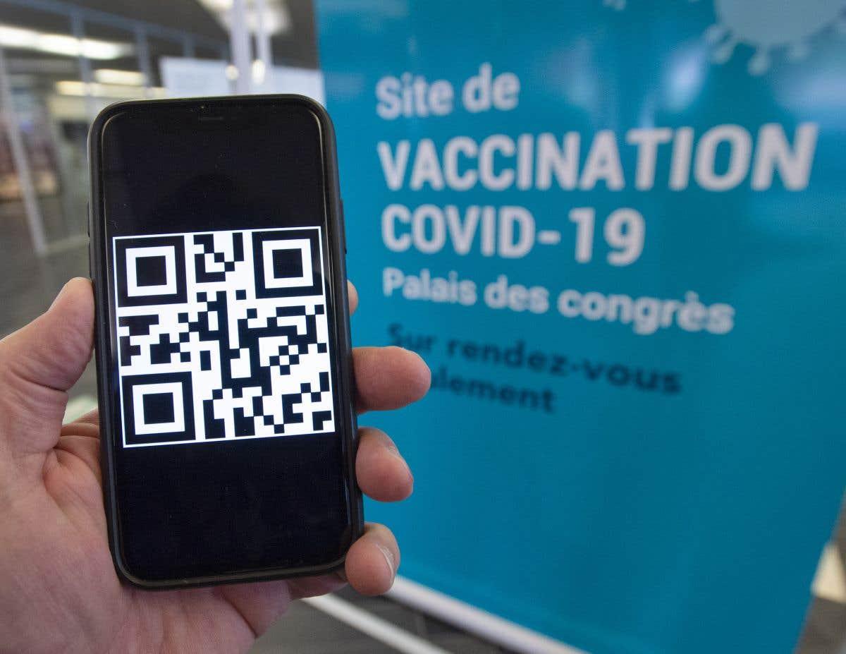 Preuve vaccinale