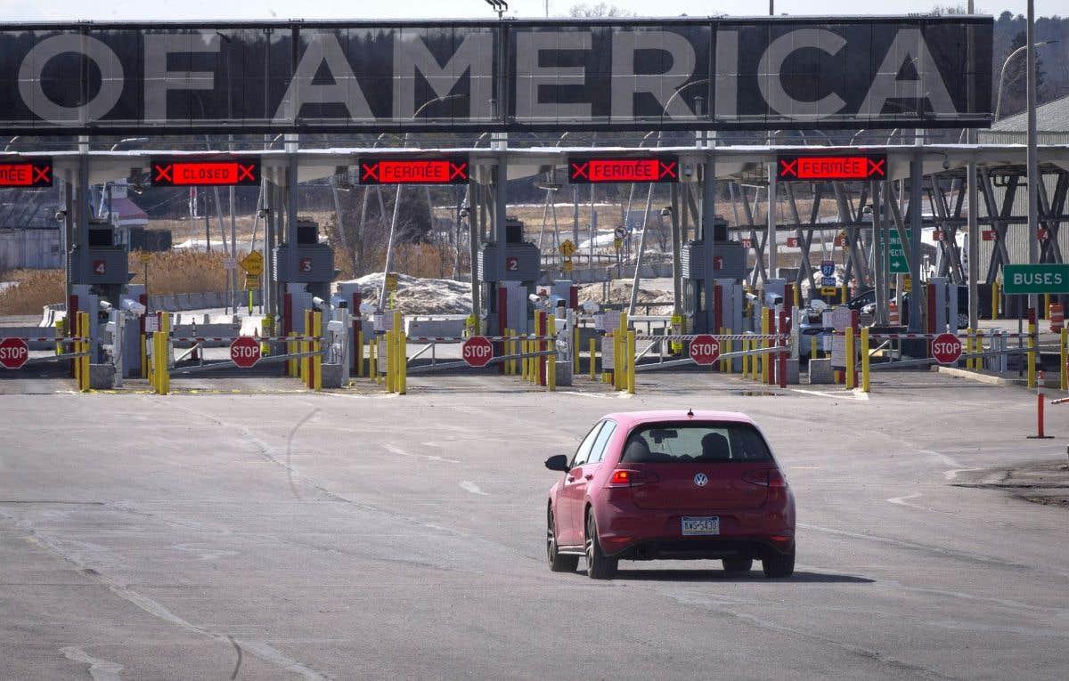 Ouverture de la frontière américano-mexicaine