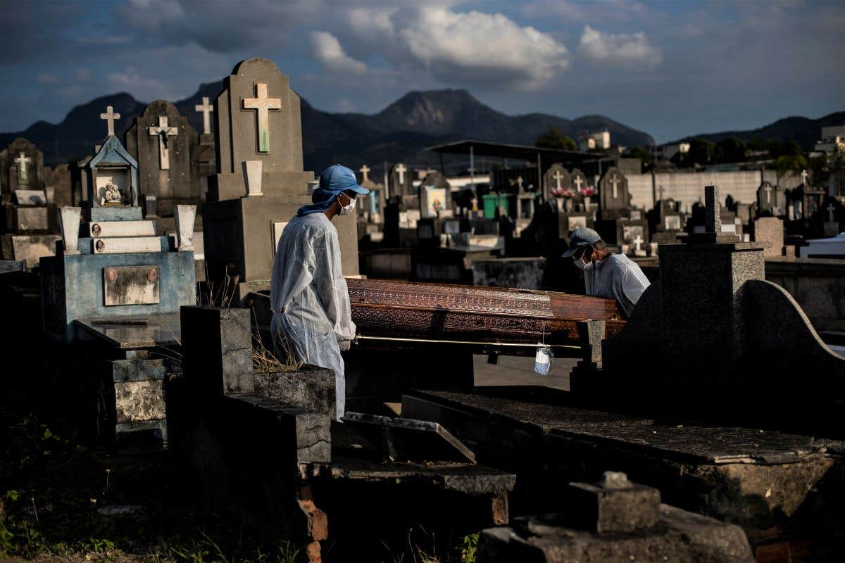 Un demi-million de victimes au Brésil