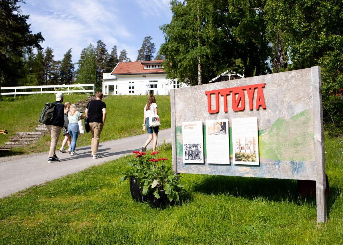 10eanniversaire des attentats d'Oslo et d'Utøya