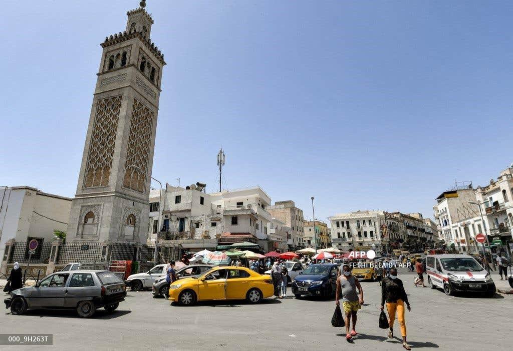 De nouvelles manifestations en Tunisie