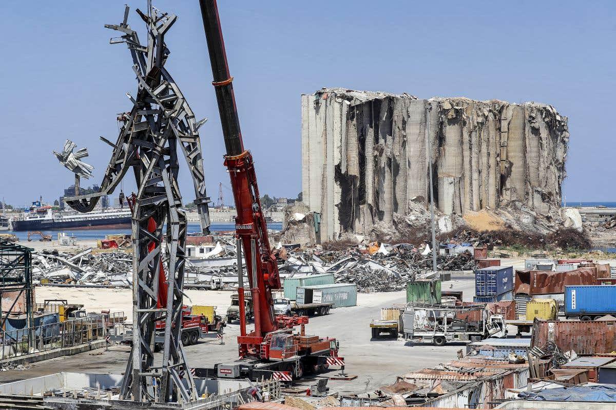 Un an après l'explosion du port de Beyrouth