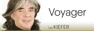 Voyager avec Lio Kiefer