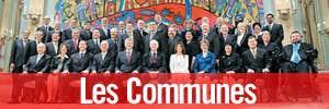 Rédaction - Les communes