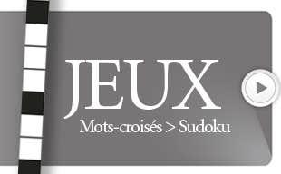 Mots croisés et Sudoku