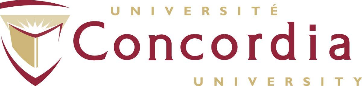 Logo université Concordia
