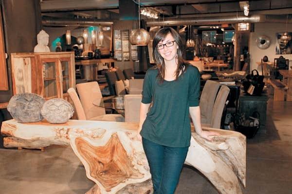 Boutiques la nature sauvage de l 39 asie se fait meuble for Meuble economique montreal