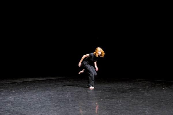 La chorégraphe Louise Bédard a participé à l'échange international BCN_MTL, avec les artistes de La Caldera, de Barcelone.