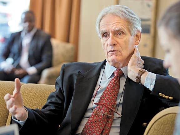 Sociologue et historien, le professeur Gérard Bouchard de l'UQAC concentre maintenant ses recherches sur la culture et l'étude comparée des imaginaires collectifs.