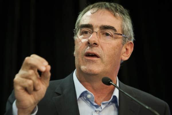 Marcel Groleau est le président de l'Union des producteurs agricoles depuis le 1er décembre 2011. Il occupait auparavant la présidence de la Fédération des producteurs de lait du Québec.