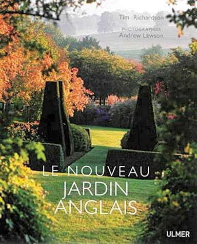 Livre le nouveau jardin anglais tim richardson le devoir for Restaurant jardin anglais
