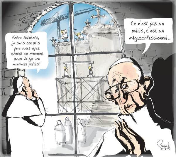 CARICATURES : politiques, judiciaires, sportives ... etc.    (suite 2) - Page 31 Le-coup-de-crayon-du-21-fevrier