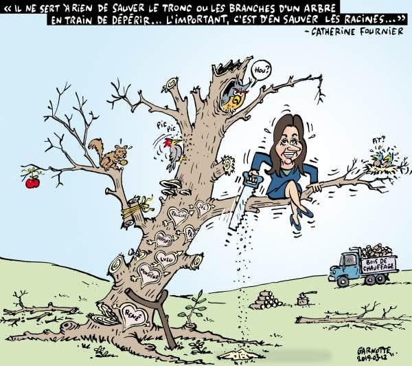 CARICATURES : politiques, judiciaires, sportives ... etc.    (suite 2) - Page 32 Le-coup-de-crayon-du-12-mars