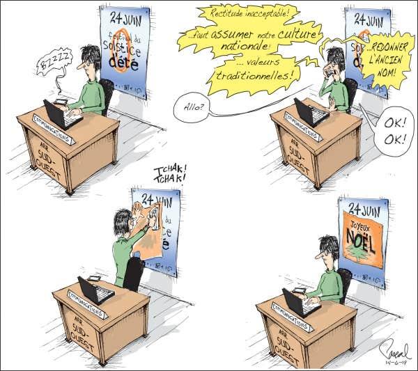 CARICATURES : politiques, judiciaires, sportives ... etc.    (suite 2) - Page 35 Le-coup-de-crayon-du-14-juin