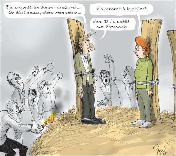 CARICATURES : politiques, judiciaires, sportives ... etc.    (suite 2) - Page 12 Le-coup-de-crayon-du-19-septembre