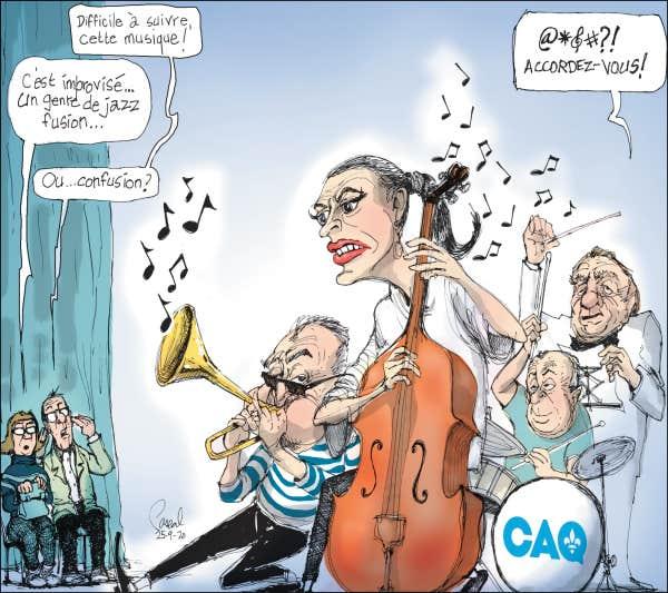 CARICATURES : politiques, judiciaires, sportives ... etc.    (suite 2) - Page 12 Le-coup-de-crayon-du-25-septembre