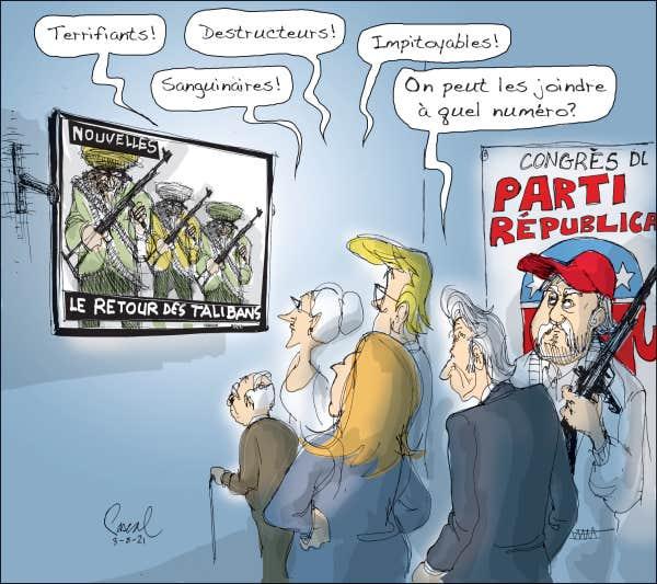 CARICATURES : politiques, judiciaires, sportives ... etc.    (suite 2) - Page 24 Le-coup-de-crayon-du-3-aout