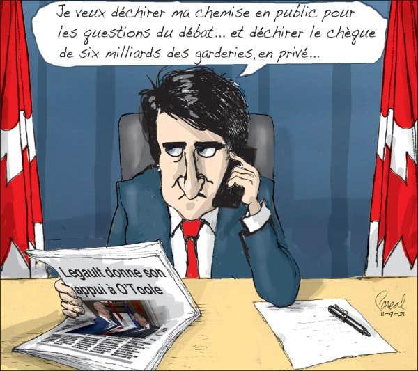 CARICATURES : politiques, judiciaires, sportives ... etc.    (suite 2) - Page 25 Le-coup-de-crayon-du-11-septembre